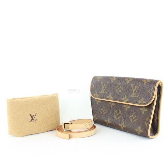 e21d8d94e13 Louis Vuitton Handbags - Louis Vuitton Florentine Fanny Pack
